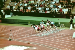 100m start