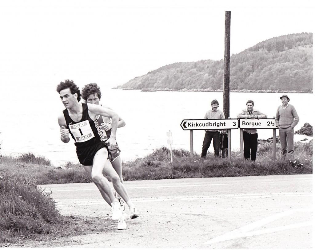 Kirkcud Mike Carroll 86