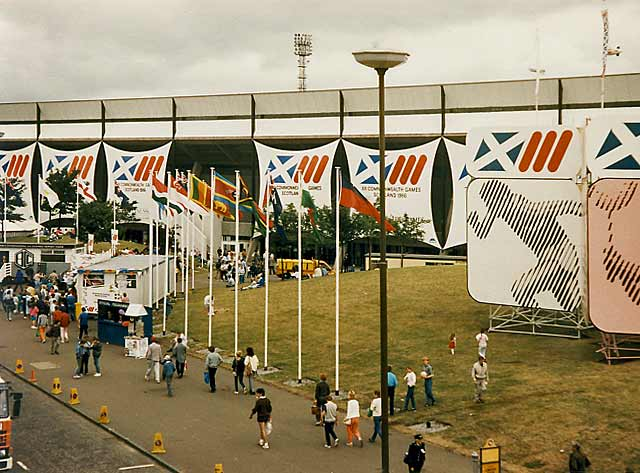 1970 stadium outside
