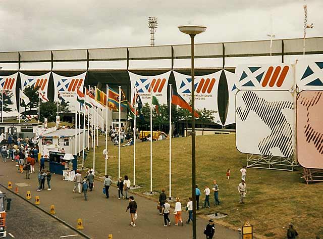 1970 stadium outside