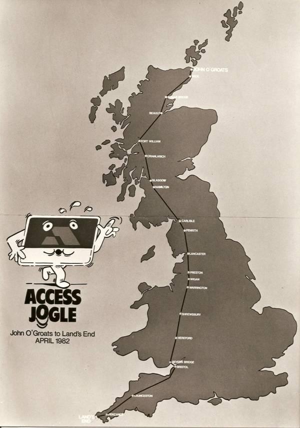 Access JOGLE