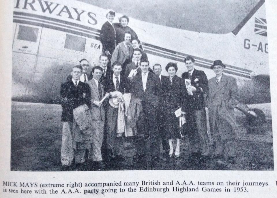 EHG Plane