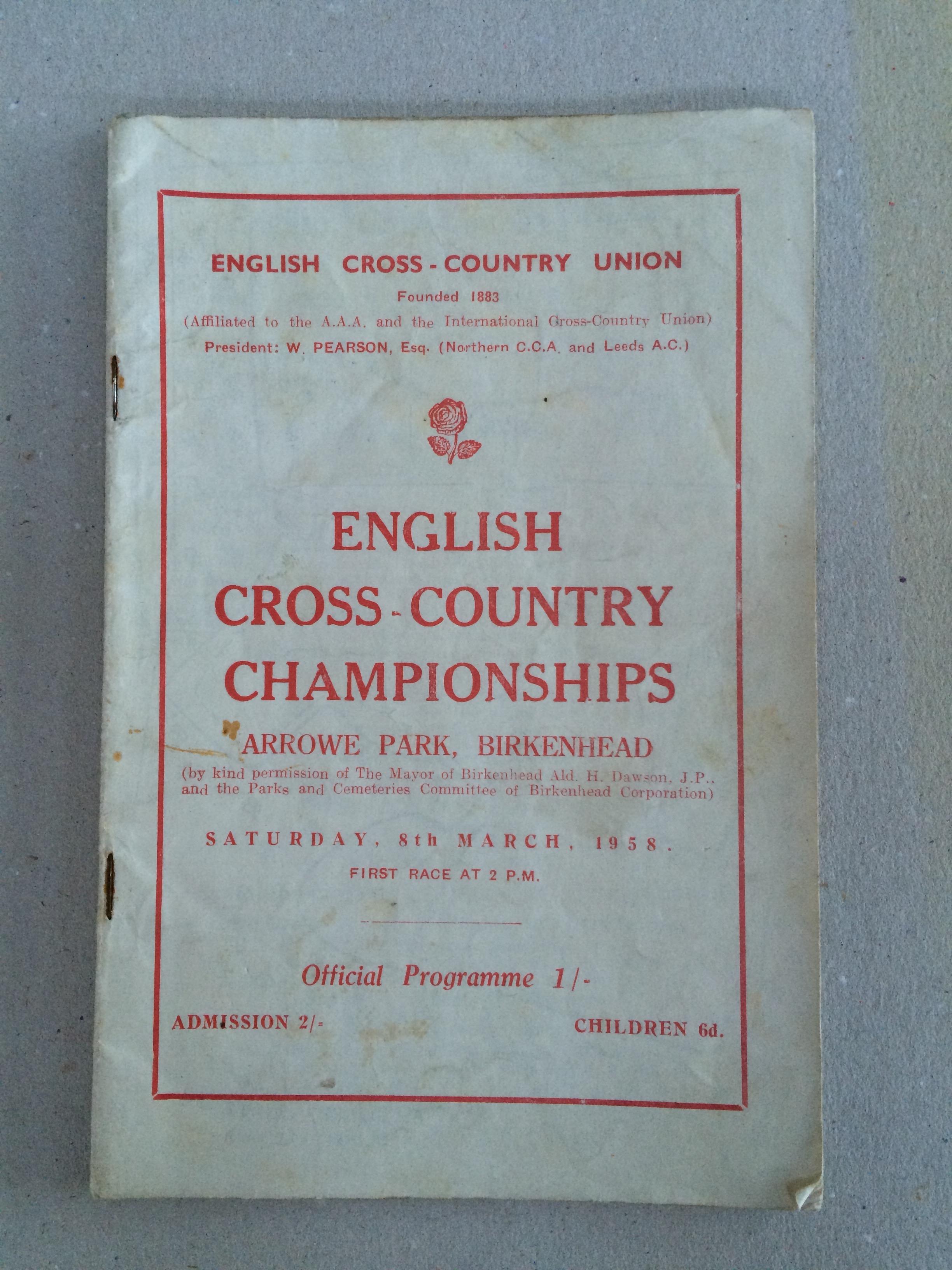 English National 58