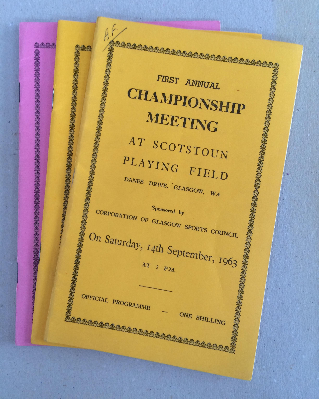 Glasgow Champs 63