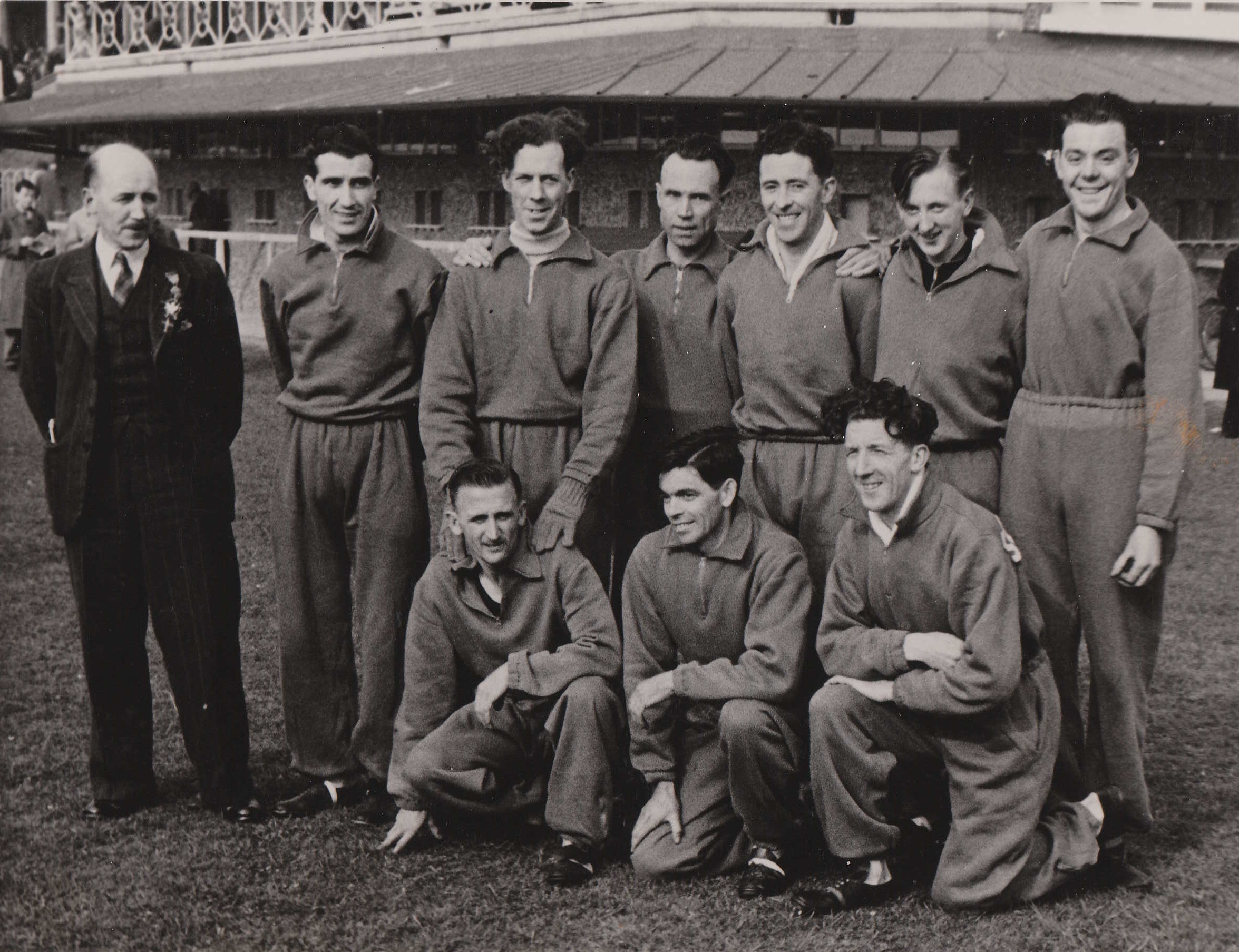 1949 Scottish Cross Country team (1)