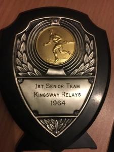 Kingsway plaque