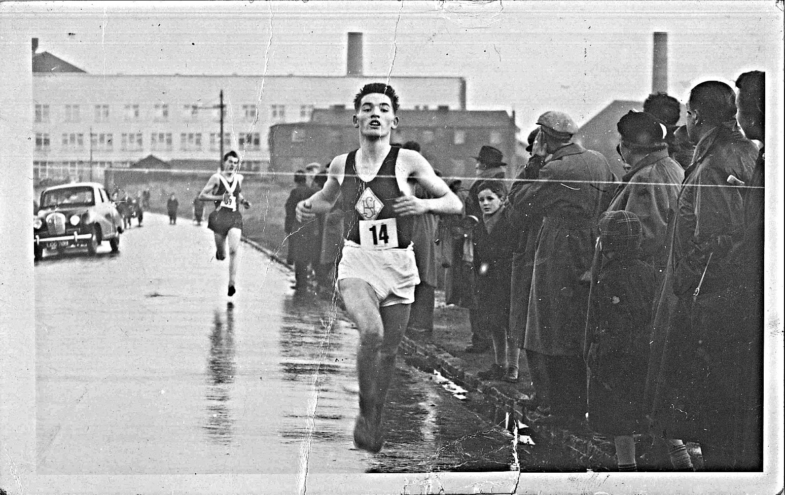 The Author – SCOTTISH DISTANCE RUNNING HISTORY